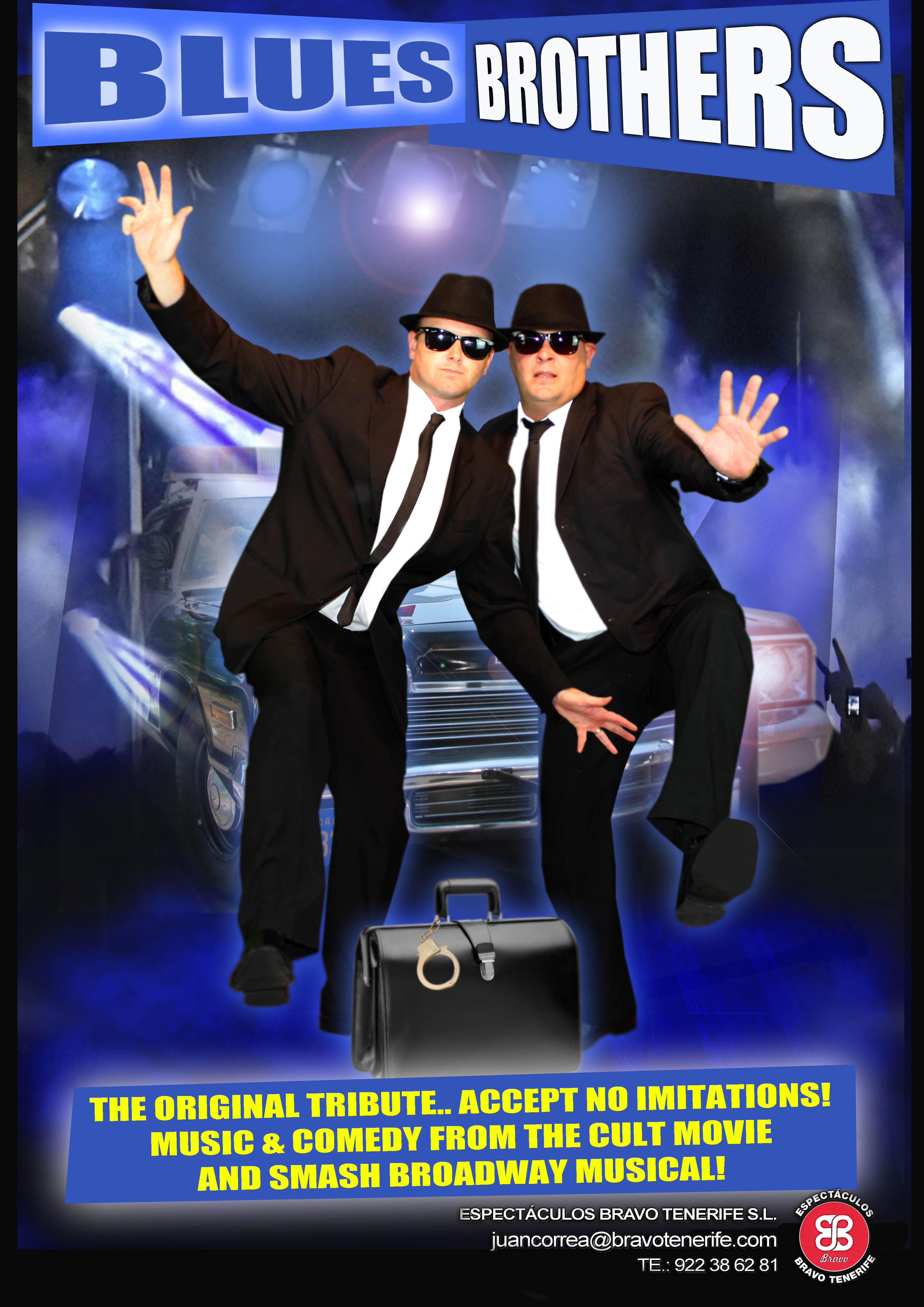 Blues Brothers Bravo