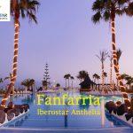 HOTEL IBEROSTAR ANTHELIA. FANFARRIA 2016
