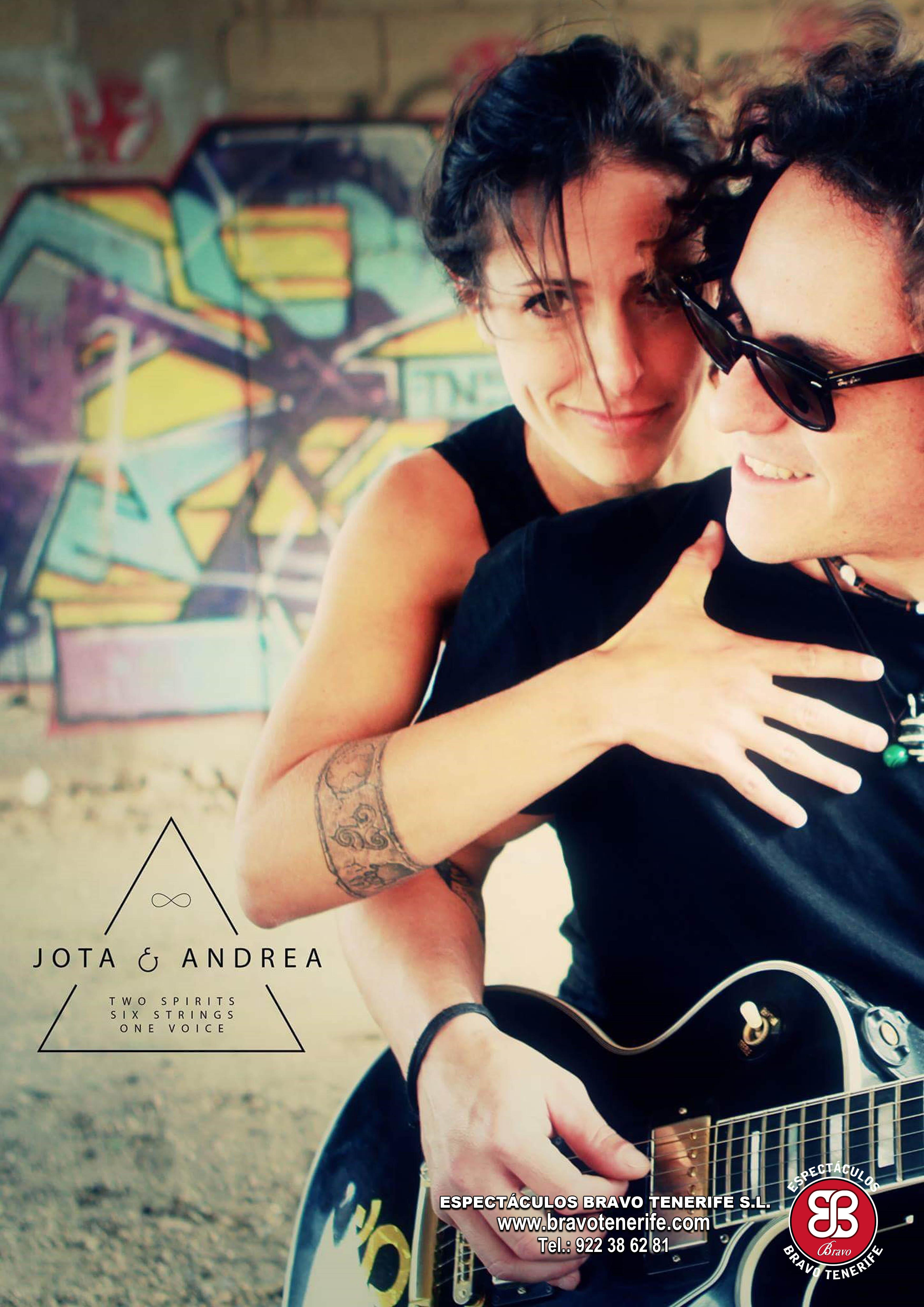 Andrea y Jota
