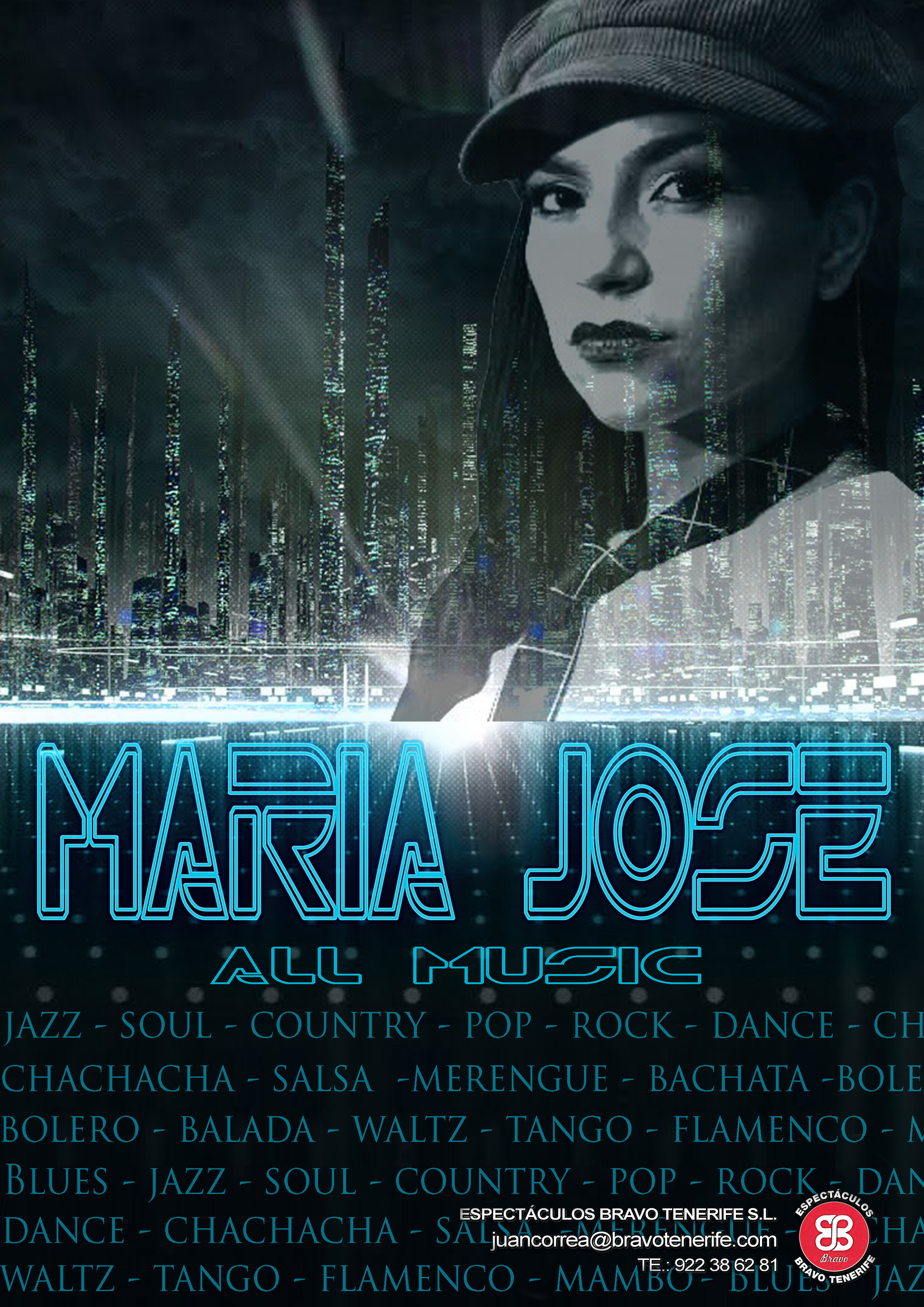 Maria Kairos Bravo