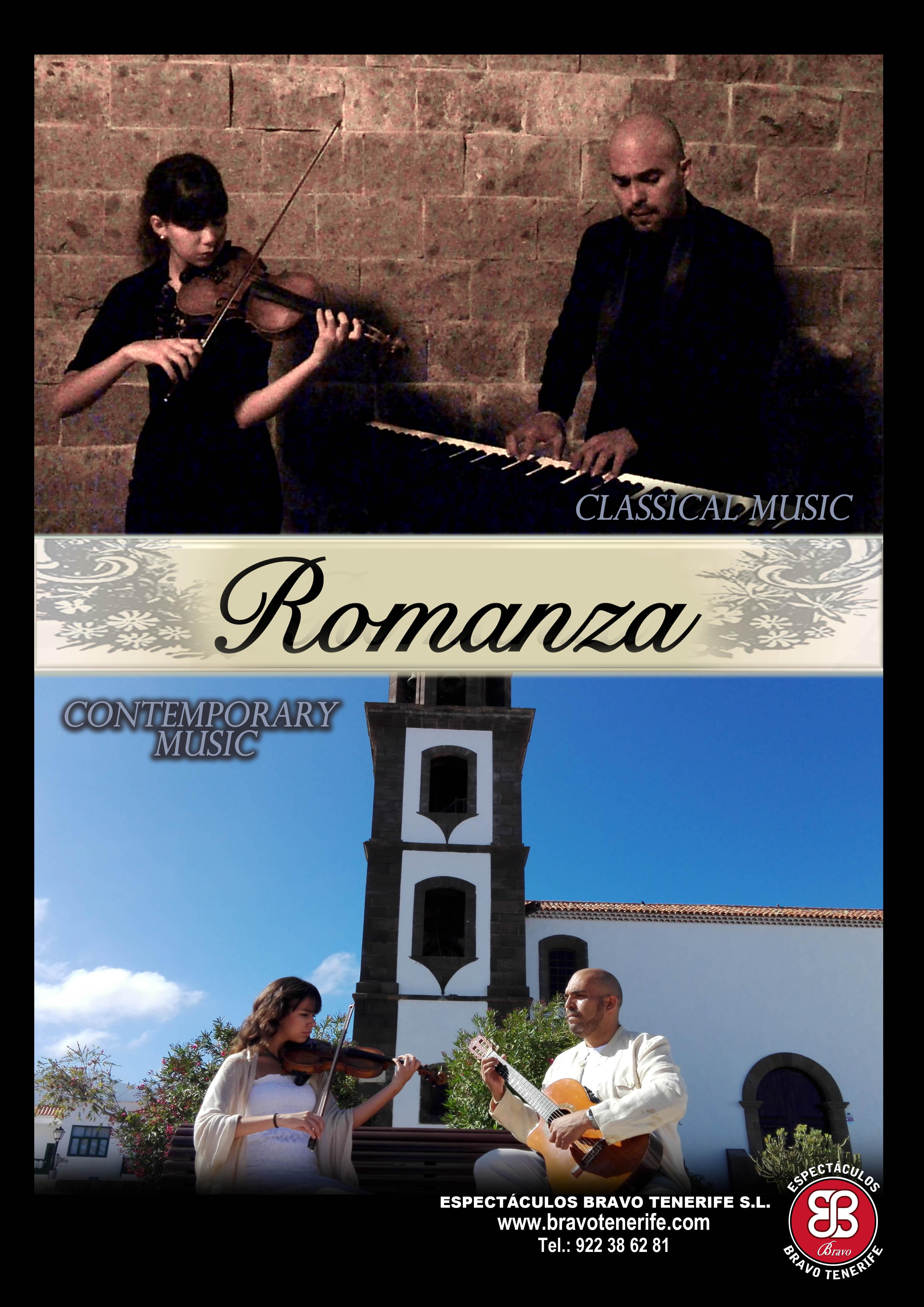 Romanza duo Bravo