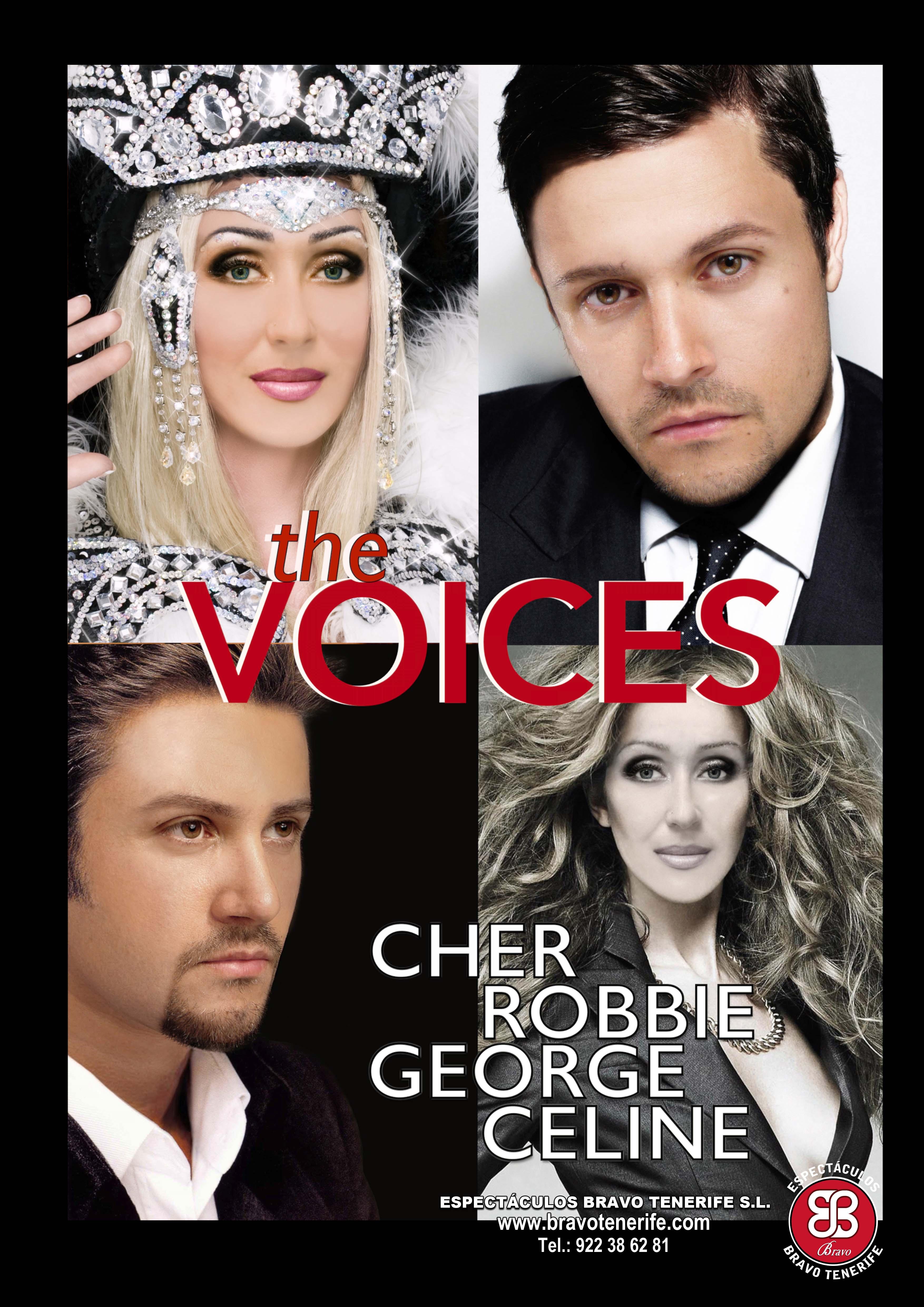 The Voices Bravo