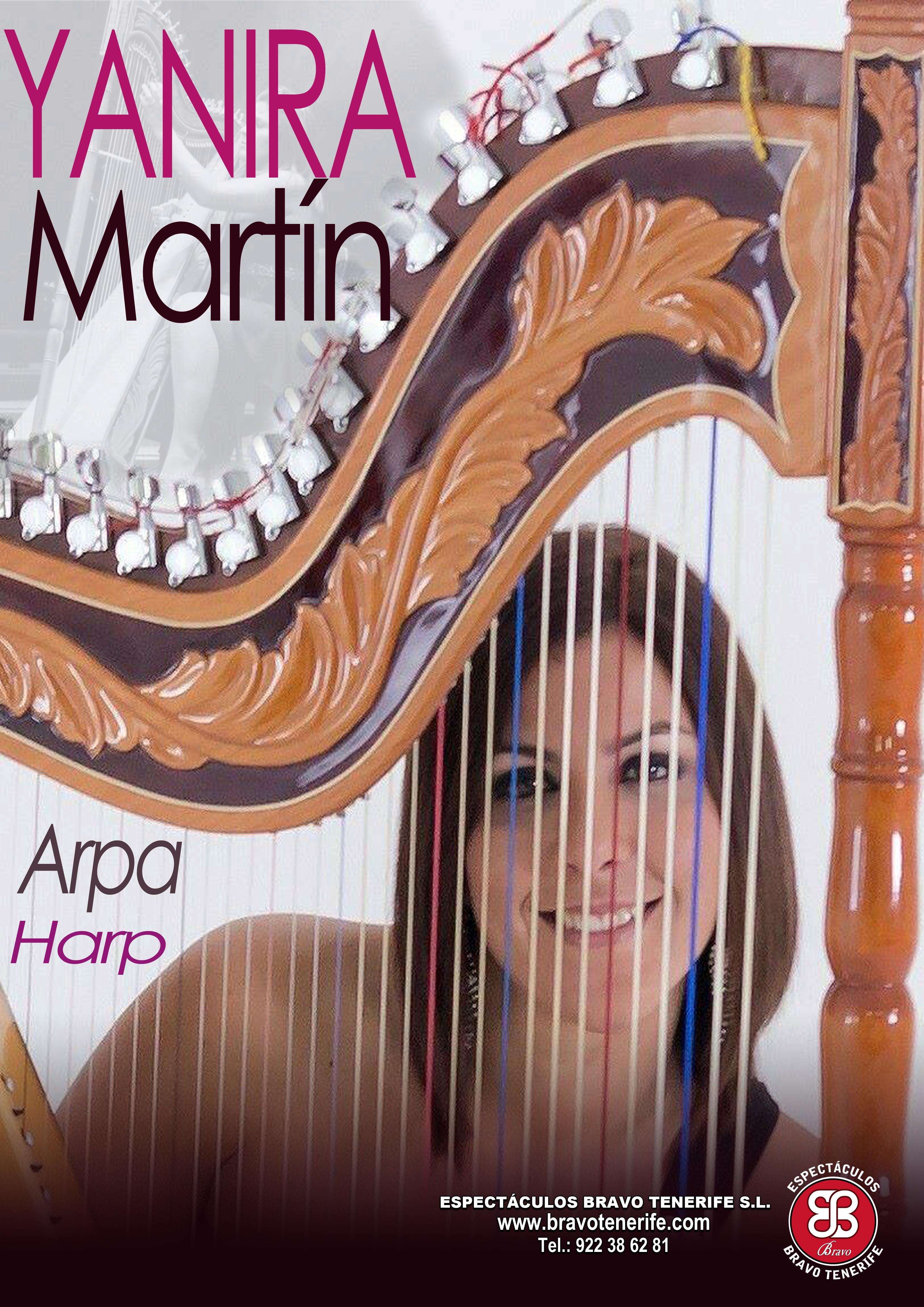 Yanira Martin Bravo